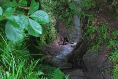Devil's Pulpit Chemin d'accès