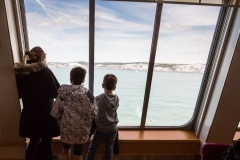 Ferry P&O Calais Douvres