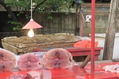 Marché aux poissons de Negombo