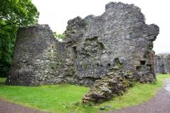 Old Inverlocky Castle