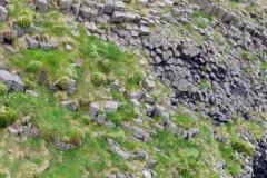 Formation géologique de Staffa